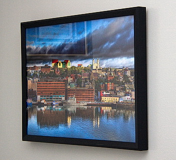 framed acrylic prints our products custom made every time